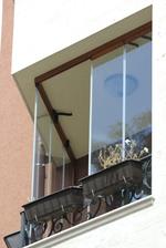 Безпрофилно остъкляване на балкони по поръчка