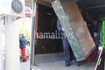 транспортиране на обзавеждане в ново жилище в страната