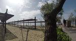 производство на дървени навеси за плажове