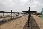 фирма за дървен навес за плаж